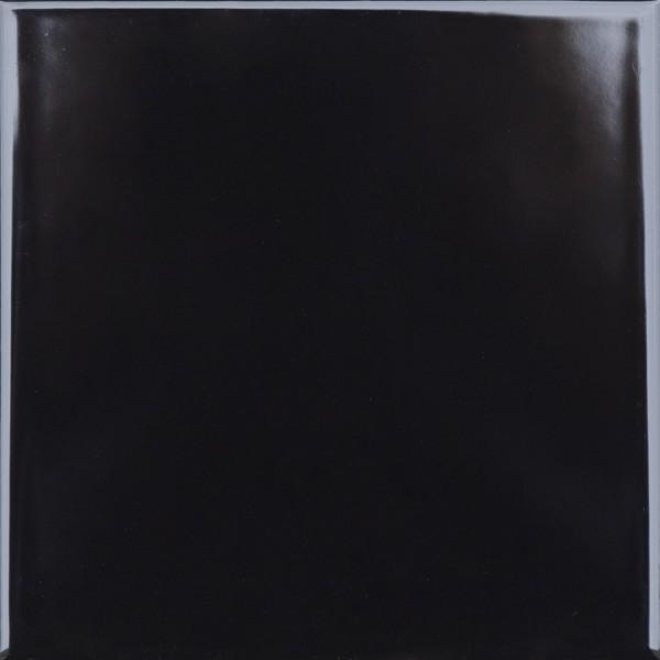 Wandfliese JNA01 2020 schwarz 19,8 x 19,8 cm