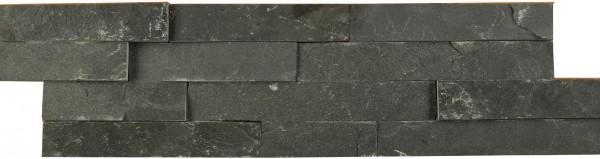 Steinverblender Brickstone nero 15 x 55 cm