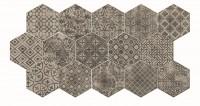 Bodenfliese Marazzi Powder Déco freddo 18,2 x 21 cm