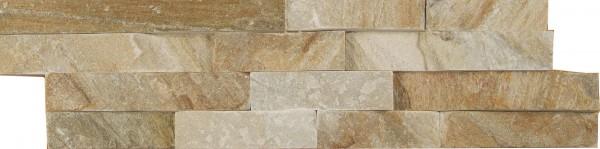 Steinverblender Brickstone graubeige 15 x 55 cm