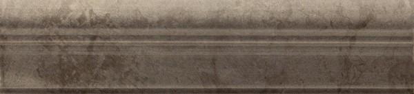 Bordürenfliese Marazzi Marbleline grafite 5 x 22 cm