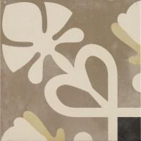 Bodenfliese Pamesa Arte Renoir beige-grau 22,3 x 22,3 cm