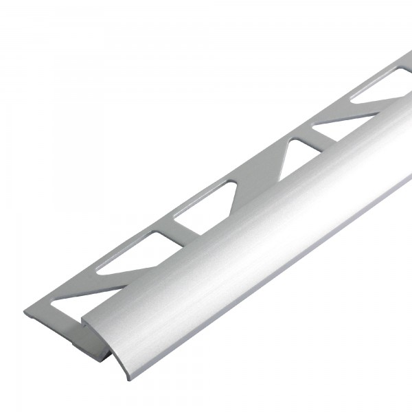 Übergangsprofil Dural 12,5 mm Alu eloxiert DTAE 125 100 cm