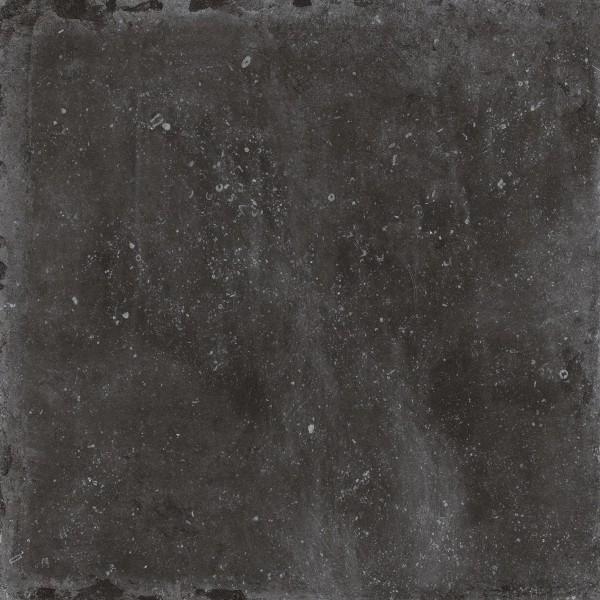 Bodenfliese Ascot Rue de.St Cloud graphite 90 x 90 cm