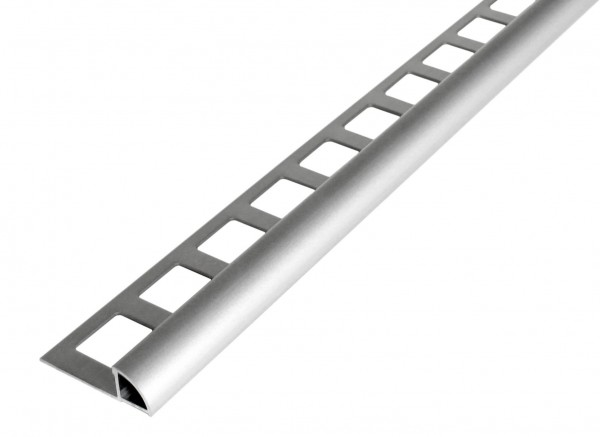 Rundprofil Dural 8 mm Alu eloxiert RO 851 250 cm