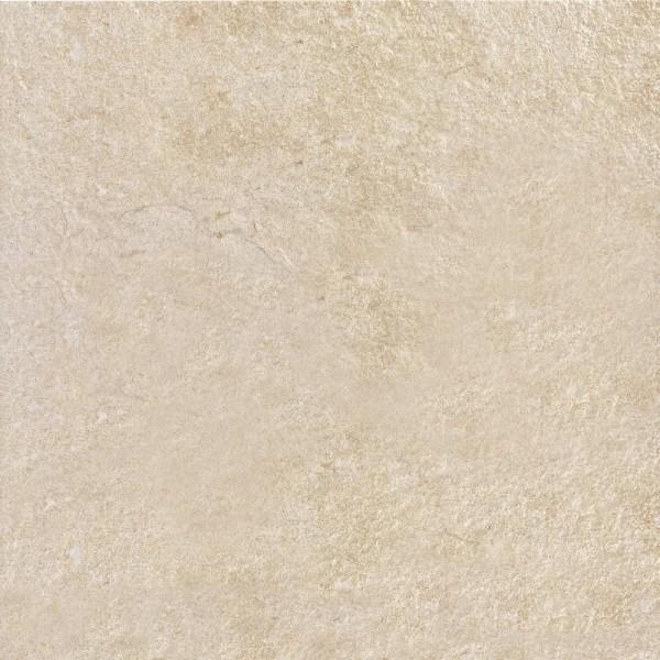 Bodenplatte Marazzi Multiquartz Out white 60 x 60 x 2 cm