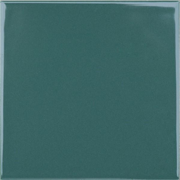 Wandfliese JNA05 1515 grün 14,8 x 14,8 cm