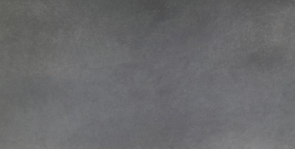 Bodenfliese Ermes Aurelia Bahia charcoal matt 59,5 x 118,7 cm