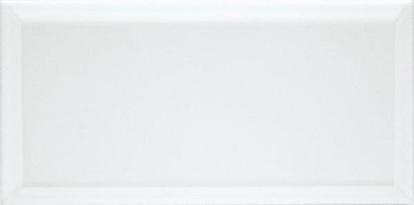 Wandfliese Collexion Metrotiles weiß 10 x 20 cm