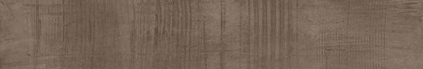 Bodenfliese Cerdomus Kendo moka glänzend 16,5 x 100 cm