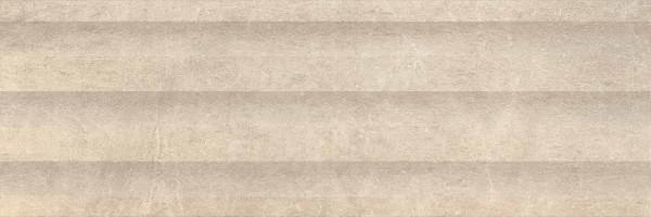 Dekorfliese Baldocer Pompeya Leeds Taupe 30 x 90 cm
