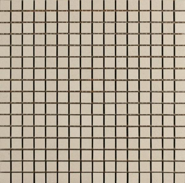 Mosaikfliese Marazzi Material white 30 x 30 cm