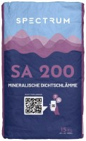 Abdichtungsmasse Spectrum SA 200 15 kg