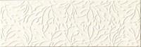 Wandfliese Ascot Muster Lumen ivory glamour 25 x 75 cm