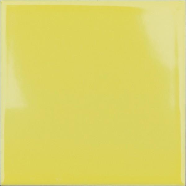Wandfliese JNA04 2020 gelb 19,8 x 19,8 cm