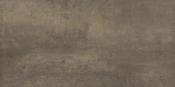 Bodenfliese Grohn Iron rostbraun 30 x 60 cm