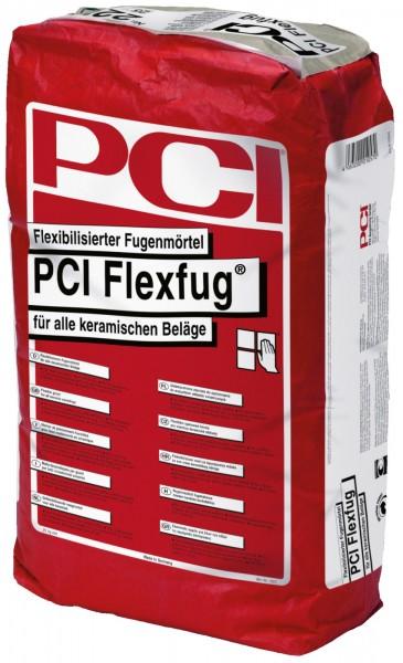 Fugenmörtel PCI Flexfug sandgrau 25 kg