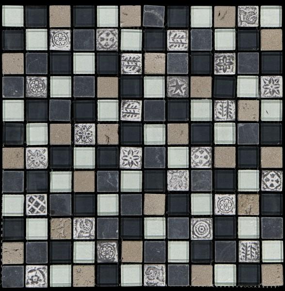 Mosaikfliese Boston 30 x 30 cm