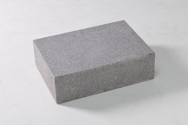 Blockstufe North grey grau 35 x 50 cm