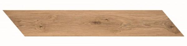 Bodenfliese Marazzi Treverkmust Chevron beige 11,08 x 73,2 cm
