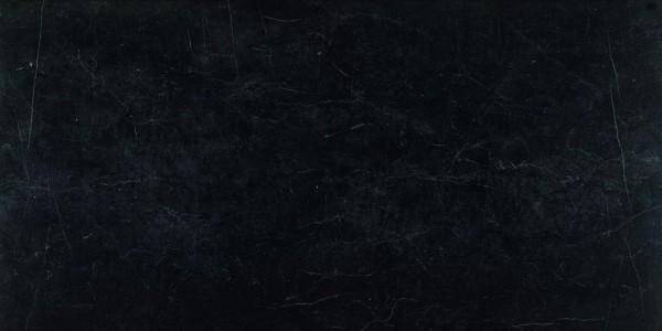 Bodenfliese Marazzi Evolutionmarble nero marquina 60 x 120 cm