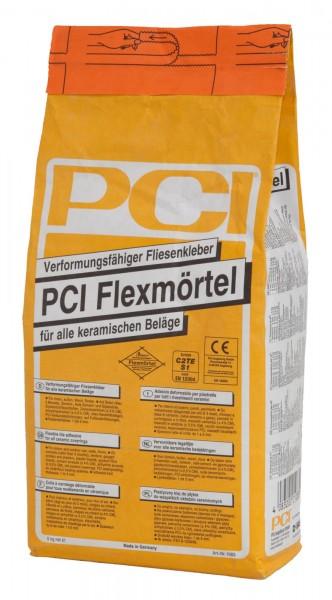 Fliesenkleber PCI Flexmörtel 5 kg