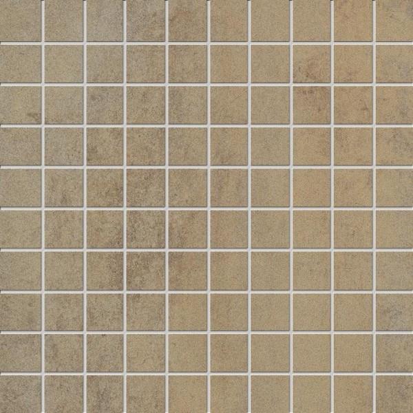 Mosaikfliese Grohn Iron rostbeige 30 x 30 cm