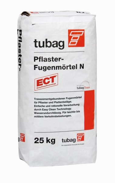 Pflasterfugenmörtel Tubag PFN grau 25 kg
