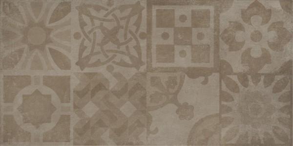 Bodenfliese Marmette fango 30,2 x 60,4 cm