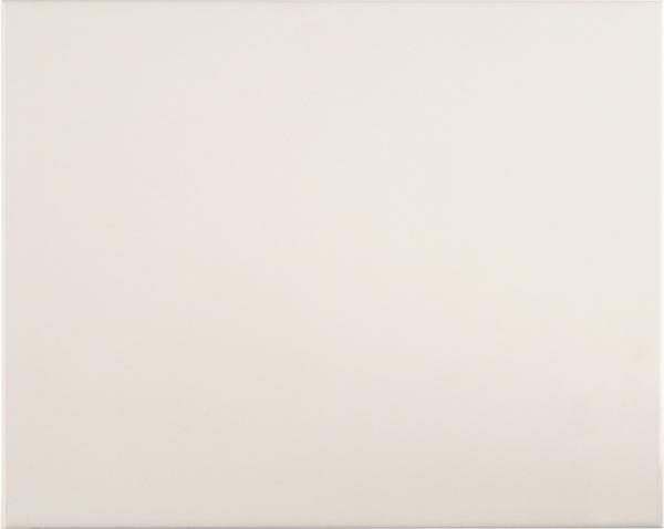 Wandfliese Meissen Ice weiß glänzend 20 x 25 cm