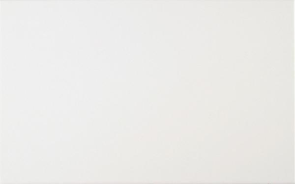 Wandfliese Meissen Arktis weiß glänzend 25 x 40 cm