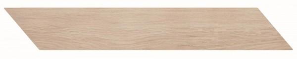 Bodenfliese Marazzi Treverkmust Selection Chevron white 11,8 x 73,2 cm