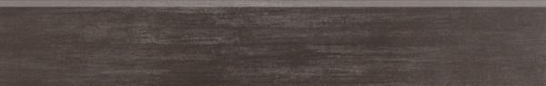 Sockelfliese Grohn Rondo anthrazit 9,5 x 60 cm