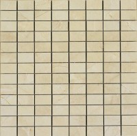 Mosaikfliese Marazzi Evolutionmarble golden cream 30 x 30 cm