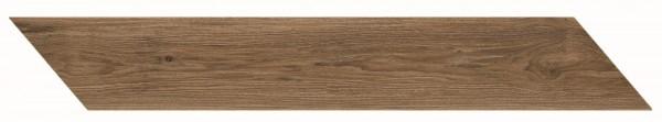 Bodenfliese Marazzi Treverkmust Chevron taupe 11,8 x 73,2 cm