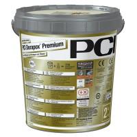 Fugenmörtel PCI Durapox Premium silbergrau 2 kg