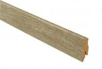 TerHürne Sockel Dekor SKL-60 Eiche Minsk/Marie graubeige 6 x 260 cm