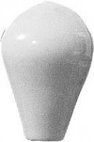 Bordürenfliese Ascot Lumen pearl 5 x 5 cm