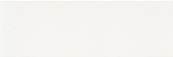 Wandfliese Ascot Lumen white lux 25 x 75 cm