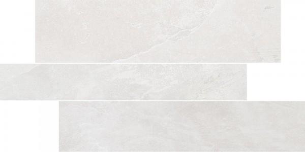 Dekorfliese Collexion Tech Slate white 29,2 x 59,2 cm
