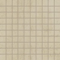 Mosaikfliese Grohn Iron hellbeige 30 x 30 cm