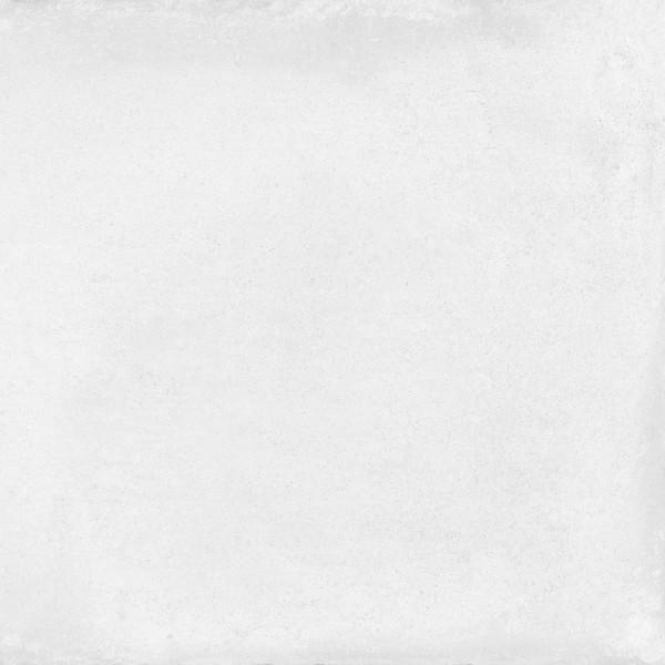 Bodenfliese Casa Infinita In Time blanco lappato 75 x 75 cm