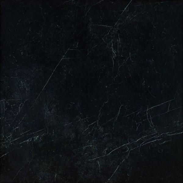 Bodenfliese Marazzi Evolutionmarble nero marquina 60 x 60 cm