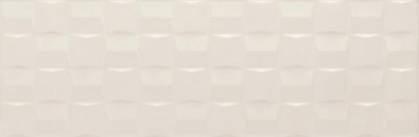 Wandfliese Marazzi Pottery light cube 3D 25 x 76 cm