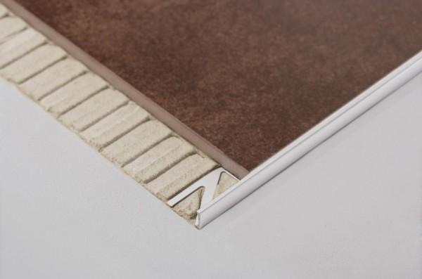 Winkelprofil Dural 10 mm Alu natur DSAE100 250 cm