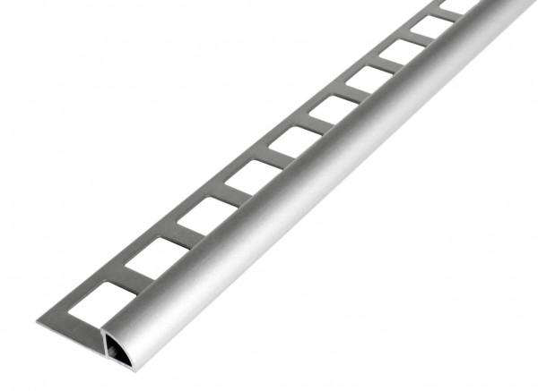 Rundprofil Dural 12,5 mm Alu eloxiert RO 1251 250 cm